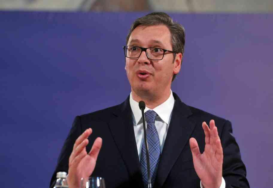 Vučić počinje dvodnevnu posetu Sofiji, u četvrtak na Samitu