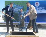 Vučić položio kamen temeljac za fabriku namenske industrije: Dugo sam čekao da dođem u Kuršumliju