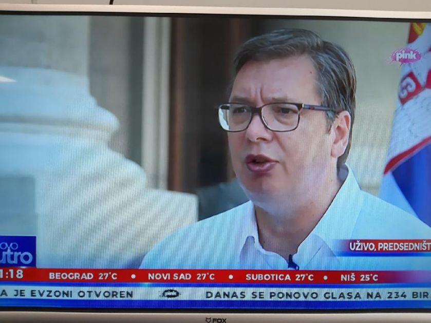 Vučić poručio Pazaru – Bolje ste opremljeni nego bilo koja njemačka bolnica!