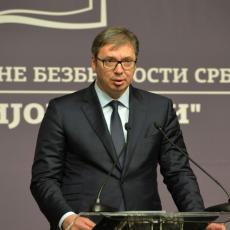 Vučić poručio: Tražićemo sva imena bandita i huligana koji su motkama napadali navijače Crvene Zvezde