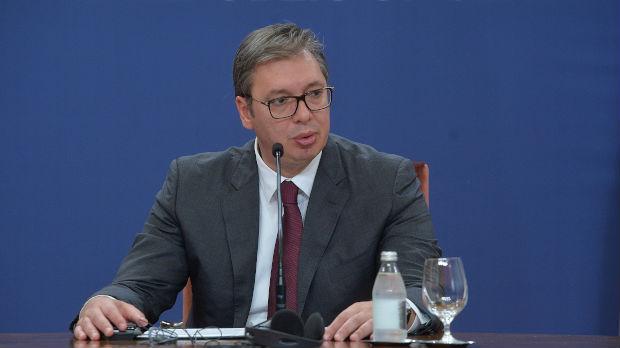 Vučić poručio Zagrebu: Neću da se izvinjavam