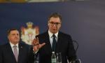 Vučić posle sastanka sa Dodikom: Interes je Hrvata, možda i više nego Srba, poštovanje Dejtona