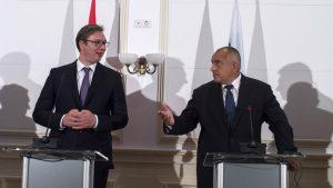 Vučić poželeo brz oporavak bugarskom premijeru