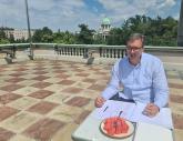 Vučić: Vlada pre 3. novembra, koga god da postavim, reći će sve najgore