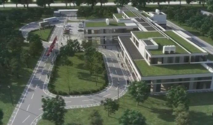 Vučić prikazao kako će izgledati buduća srpska fabrika vakcina (VIDEO)