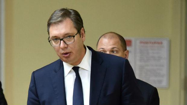 Vučić razgovarao sa Pupovcem nakon napada