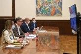 Vučić razgovarao sa predstavnicima EPP FOTO