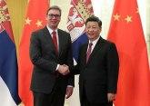 Vučić razgovorao sa Si Đinpingom: Posebno se radujem poseti