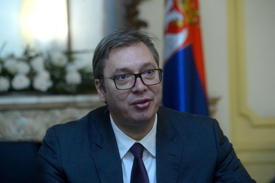 Vučić: Srbija spremna da uloži veliki novac za čist vazduh