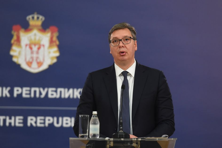 Vučiću preneta lična poruka predsednika Indonezije