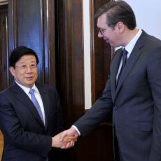 Vučić sa Džaom: Strateško partnerstvo Srbije i Kine i u domenu bezbednosti