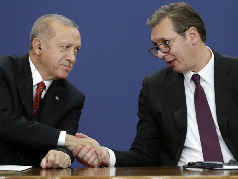 Vučić u Istanbulu: Turska prijatelj Srbije, Erdogan podržava dijalog Beograda i Prištine