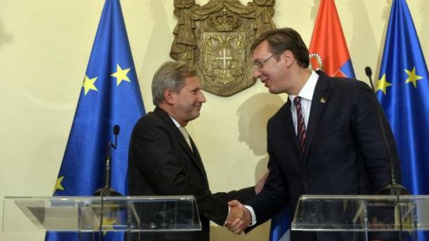 Han: Unutrašnji dijalog o Kosovu pokazuje liderstvo i hrabrost