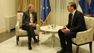 Han traži da Srbija ubrza reforme