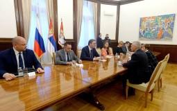 Vučić sa Harčenkom: O detaljima razgovora u toku dana