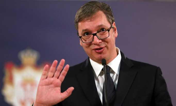 Vučić sa Leankom: Hvala što niste priznali Kosovo