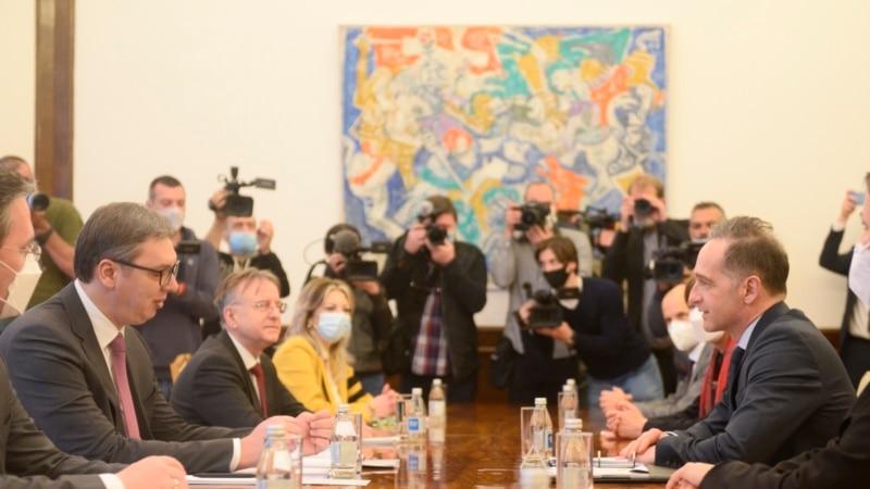 Vučić sa Massom: Srbija želi kompromisno rešenje sa Prištinom