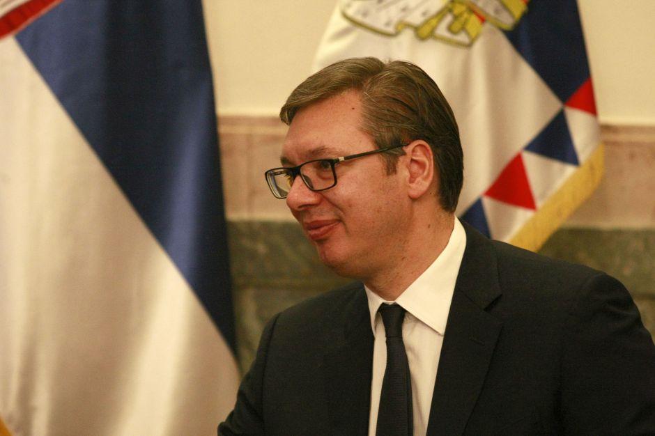 Vučić sa Srbima sa KiM: Albanci planiraju...