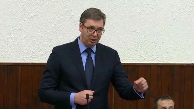 Vučić Srbima u Vrginmostu: S ponosom nosite srpsko prezime