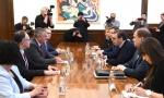 Vučić sa Viškovićem: Srbija izdvaja 9,3 miliona evra za pomoć opštinama u RS