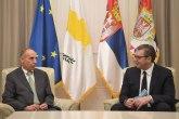 Vučić sa ambasadorom Elijadisom: Kipar iskren prijatelj