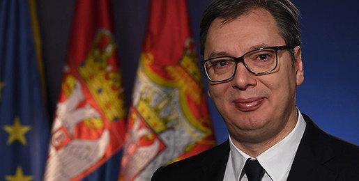 Vučić: Predsednika Zemana cenim kao istinskog prijatelja