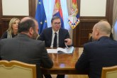 Veber: Vučić želi Srbiju u EU VIDEO