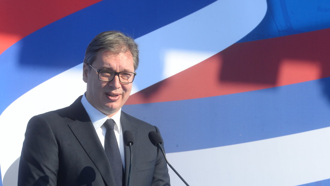 Vučić sa delegacijom kompanije Ziđin,  pozvan na Samit 17+1