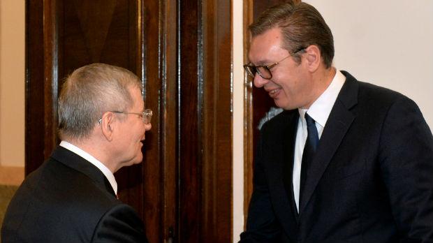 Vučić sa generalnim tužiocem Ruske Federacije