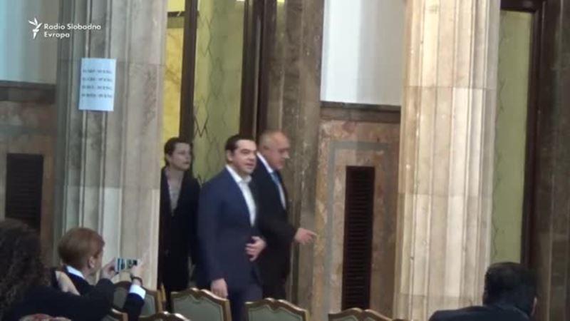 Vučić sa liderima Grčke, Bugarske i Rumunije
