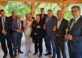 Vučić sa predstavnicima stranaka FOTO