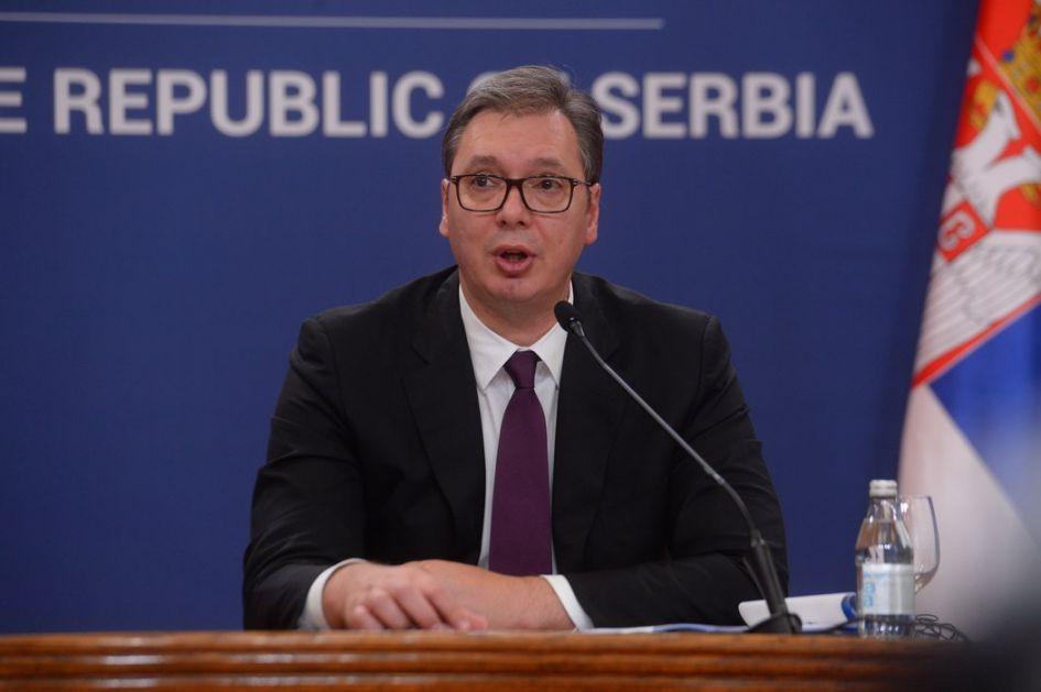 Vučić sa regionalnom direktorkom MSP Nemačke
