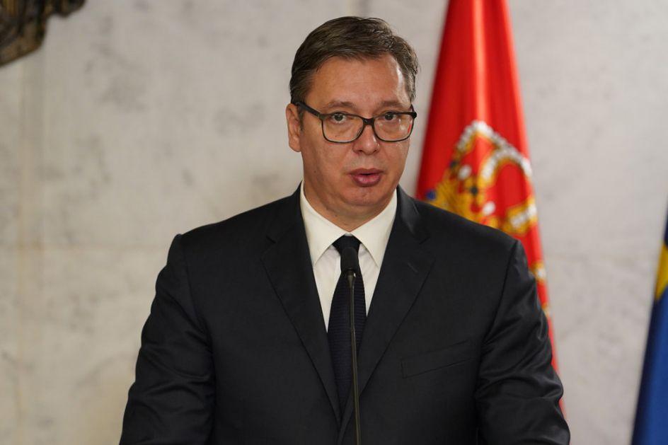 Predsednik najavio najoštrije sankcije za nepoštovanje mera i nabavku američko-nemačke vakcine