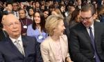 Vučić sa zvaničnicima u Davosu: Srbija je ovde dobro predstavljena, pozvaćemo privrednike da investiraju u našu zemlju