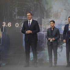 Vučić saopštio sjajne vesti: Srbija će na kraju oktobra zabeležiti suficit!