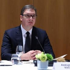 Vučić se danas sastaje sa medicinskim radnicima angažovanim u kovid bolnicama