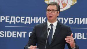 Vučić se obraća javnosti i danas u 15 časova