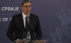Vučić se oglasio povodom pisanja LEkipa da je meč Crvene zvezde i PSŽ-a namešten