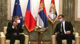 Vučić se sastao sa Andrejem Babišom