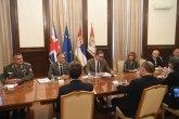 Vučić se sastao sa Benom Volasom: Srbija će uvek biti čvrst oslonac za miran i stabilan Balkan FOTO