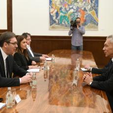 Vučić se sastao sa ruskim ambasadorom Bocan-Harčenkom (FOTO)