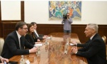 Vučić se sastao sa ruskim ambasadorom Bocan-Harčenkom