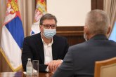 Vučić se sastao sa ruskim ambasadorom - tema razgovora i dolazak Putina FOTO