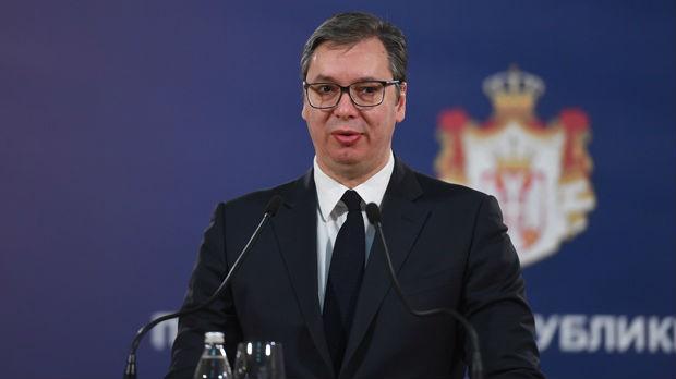 Vučić se večeras obraća javnosti