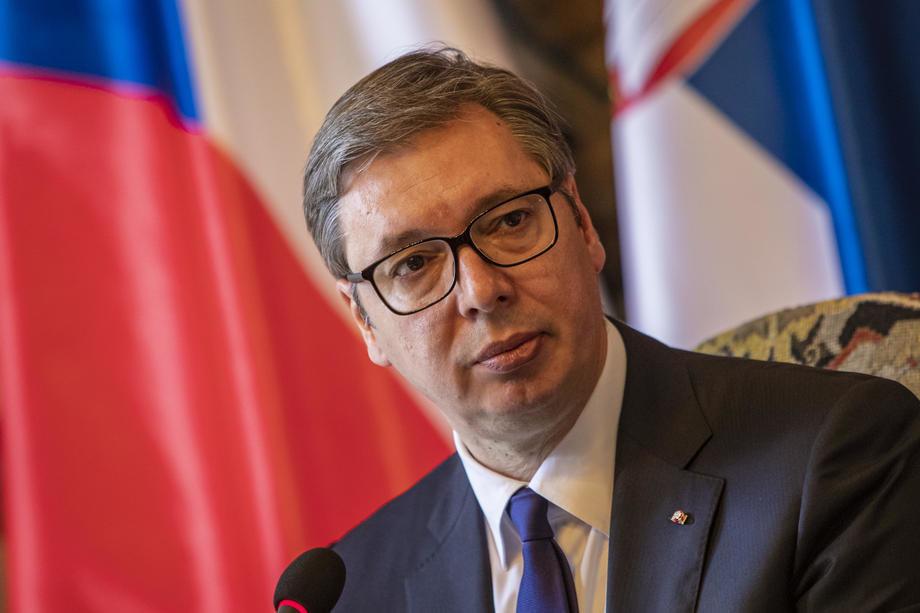 Vučić u Briselu: Priština će nastaviti šou; Ne zanima me šta će reći Kurti, već evropski predstavnici