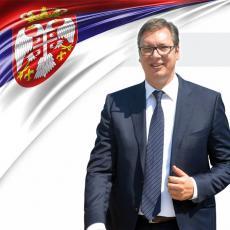 Vučić sutra Handkeu uručuje orden: Svečanost će se održati u zgradi Generalnog sekretarijata