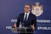 Vučić sutra obilazi radove na Kliničkom centru Srbije
