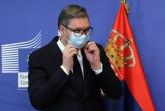 Vučić sutra obilazi vakcinalne punktove u Obrenovcu i Ubu