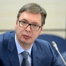 Vučić sutra sa Van Rompejom na panelu EU i Srbija