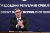 Vučić se sastao sa potpredsednikom Vlade Rusije Borisovom FOTO